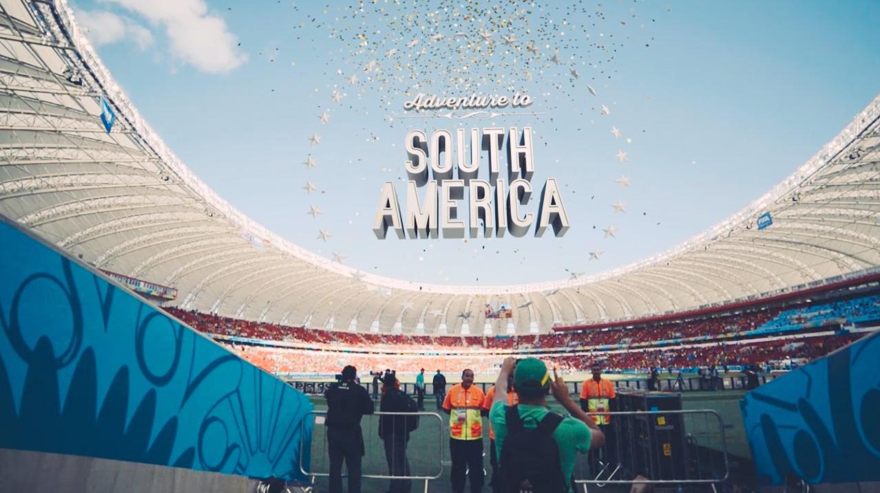 South America Trip 2014