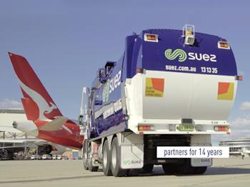 SUEZ + Qantas video